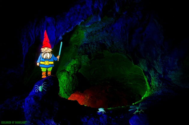 Gnome in the cave II