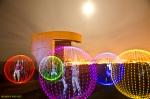 Exhibiciones Lightpainting