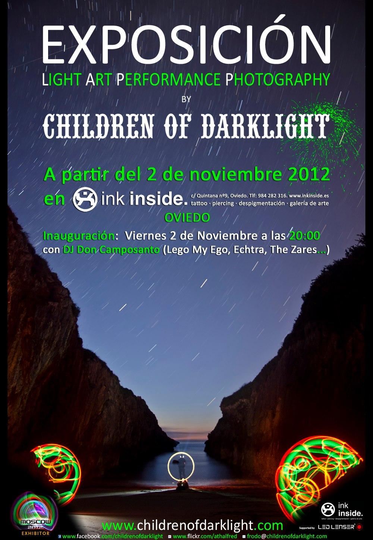 ink inside children of darklight