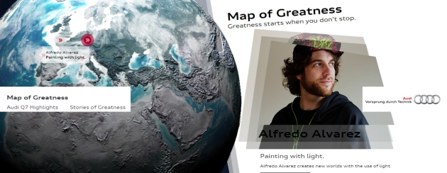 Map of Greatness