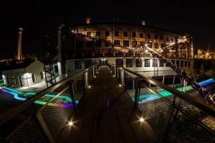 Jornadas Lightpainting 2015 Fabrica de Luz. Ensayo DKL