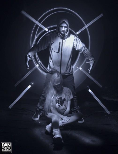 Foto: Dan Chick. Model: Sfhir & Almu