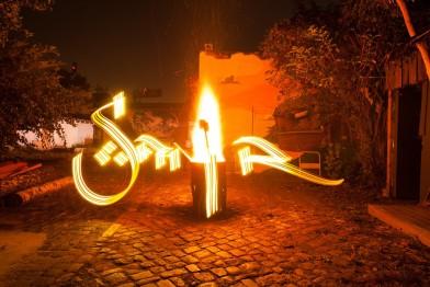 Foto: Sfhir. Lightpainting: Sfhir.