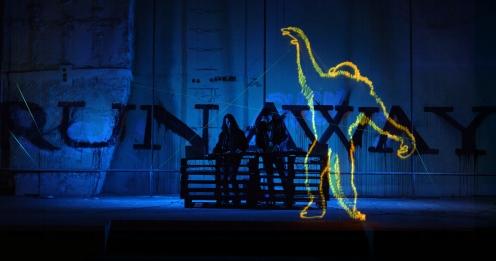 Evolucion Lightpainting 4k Alta 3534