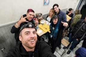 Frodo DKL, Sfhir, Patry Diez, Conchi & Lorenzo