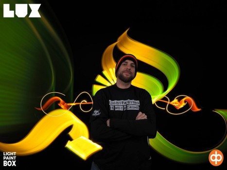 Frodo DKL by Cisco Lightpainting
