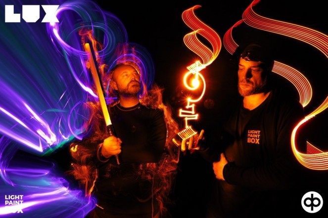 Cisco Lightpainting by Frodo DKL & Frodo DKL by Cisco Lightpainting