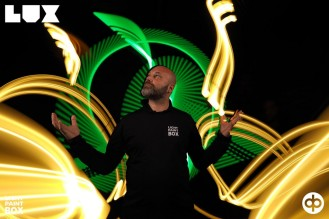 Cisco Lightpainting by Frodo DKL