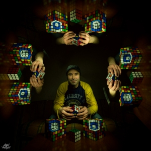 ERNESTO RUBIKART by DKL & Le2