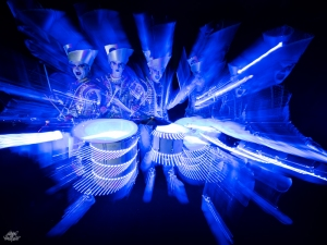 LED DRUMMERS by DKL & Le2