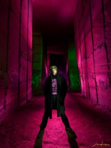 Bélgica. Foto: Medina, lightpainter: Medina, model: Frodo DKL