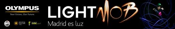 LIGHTMOB MADRID ES LUZ banner
