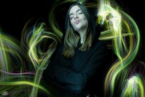 Workshop Light Painting con Laura Escanes
